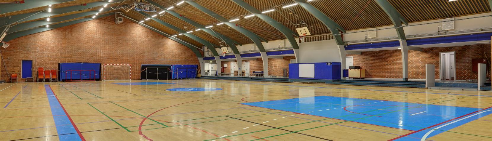Søndervangshallen - indendørs