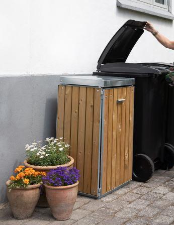 Affaldsstativ af typen B96