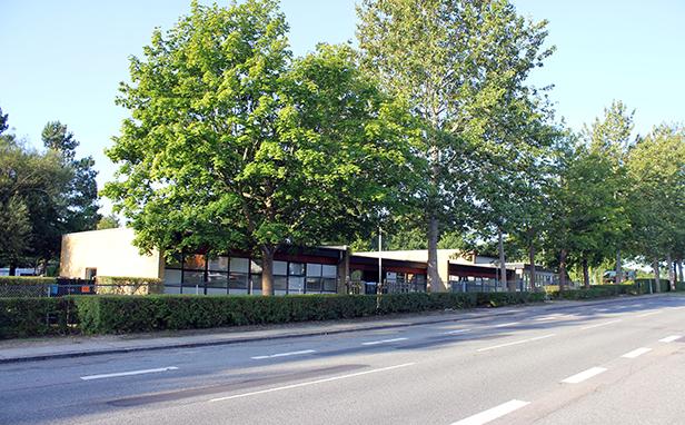 Ejendommen Egebæk 2 i Holte er sat til salg af Rudersdal Kommune