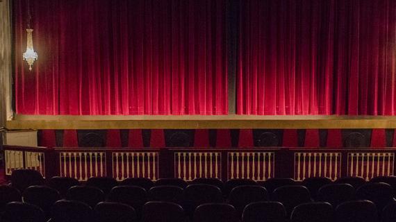 Reprisen - biografen indefra