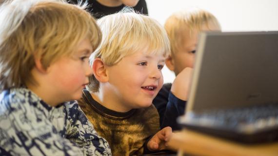 Digitale børn