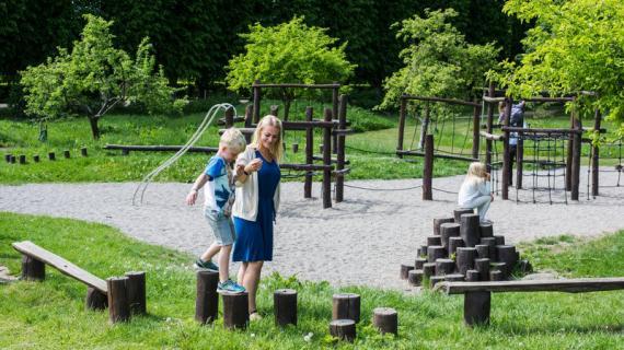 TusindbenRuten - naturlegepladsen