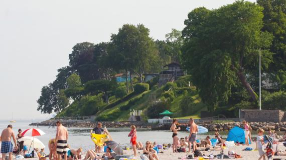 Vedbæk Strand
