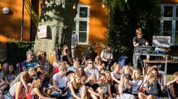 Unge til Lydfest