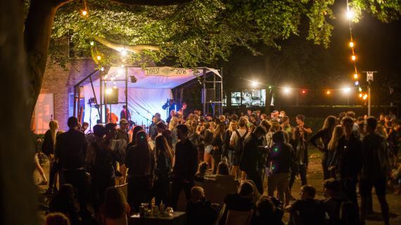 Lydfest 2016 om aftenen.