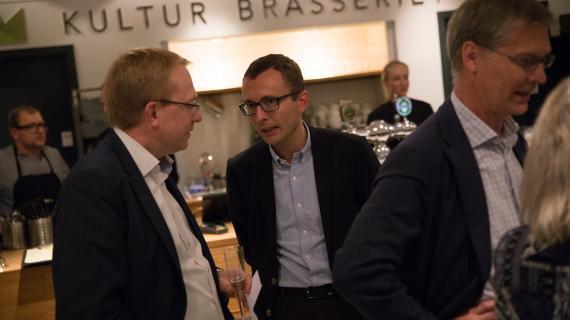 Daniel E. Hansen Fest for Frivilligheden 2016