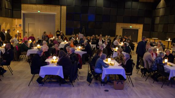 Kultursalen frivilligfest 2016