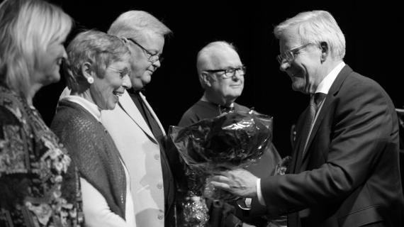 Juleaftengruppen Frivilligprisen 2016