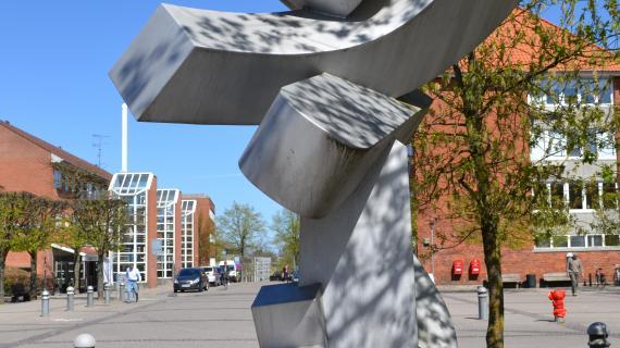 Christensene skulptur