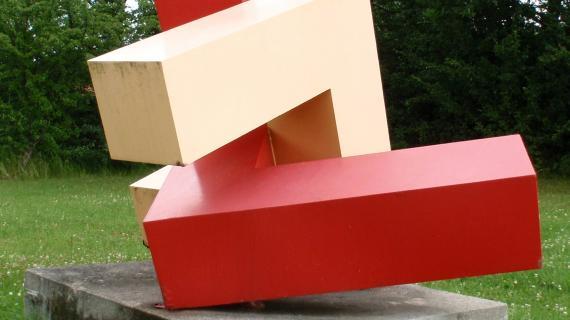 Riget skulptur