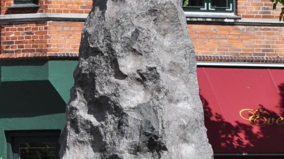Rødding skulptur