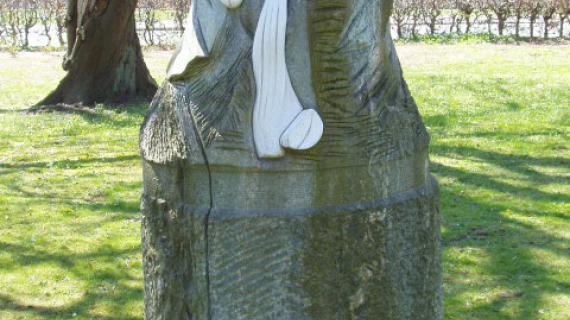 Sørensen skulptur