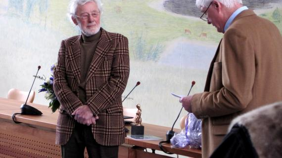 Årets Kunstner 2012