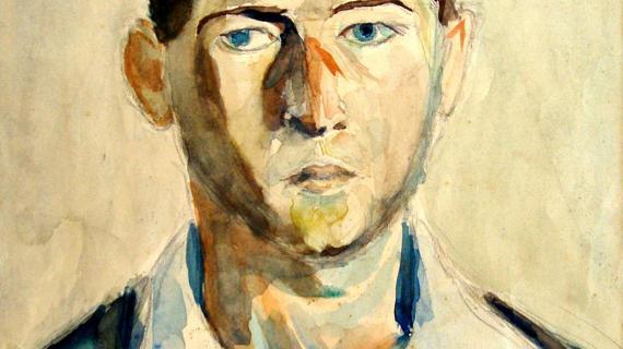 Selvportræt 1949