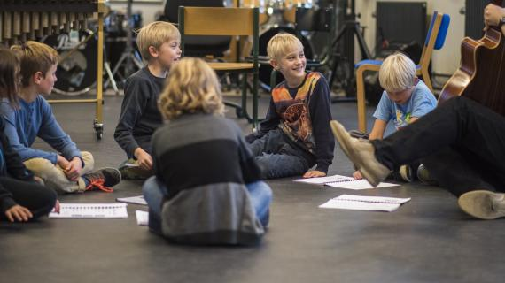 Musikskolen header