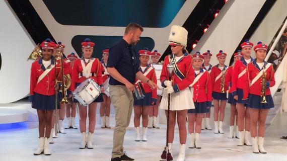 Vedbækgarden i tv-programmet 5. halvleg