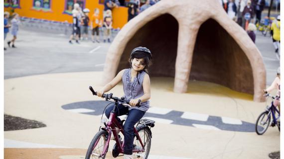 Cykelmyggens Cykellegeplads