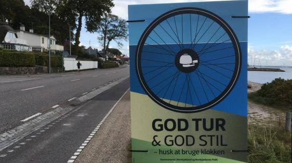 Cykelkampagnen God tur og God stil