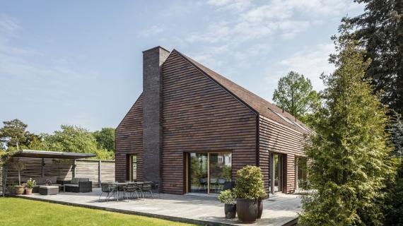 Ejendommen Geelsvej 39 vinder Arkitekturprisen 2017.