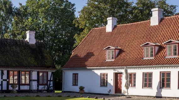 Arkitekturprisen 2017 - hædrende omtale - Mothsgården