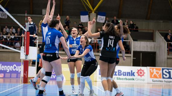 Foto: Holte Volley IF