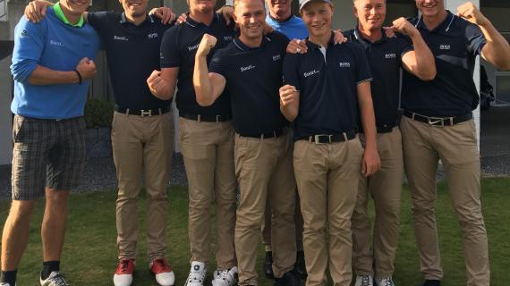 Søllerød Golfklub - DM hold