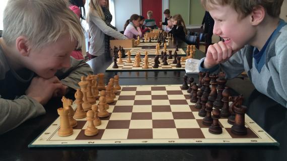 skak for børn