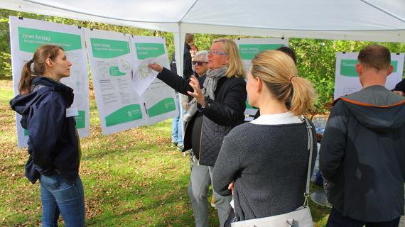 Andet dialogmøde med beboere omkring Bøgholmen