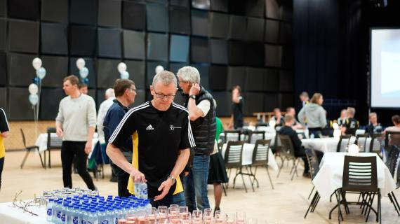 Bar ved Idrætsfesten 2018