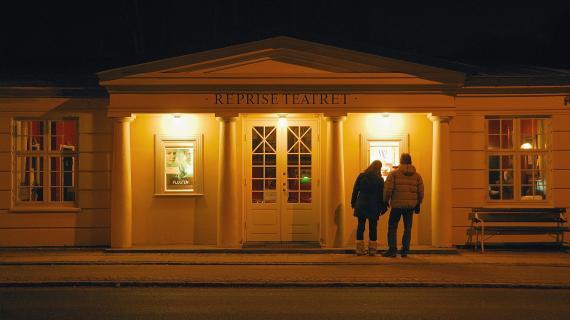 Reprise Teatret aften (biograf i Holte)
