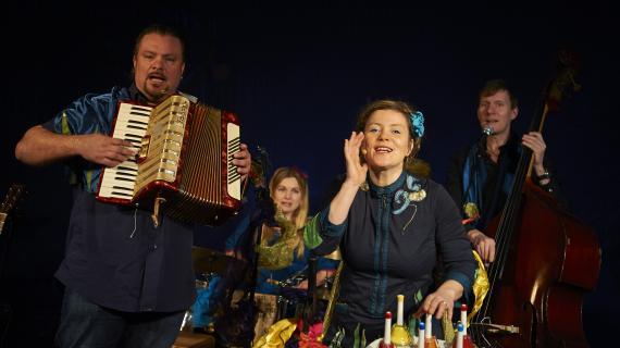 Foto: Stine Michel og Eventyrorkestret
