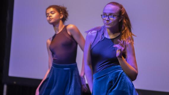 Dansere fra Rudersdal BevægelsesAkademi 2