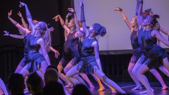 Dansere fra Rudersdal BevægelsesAkademi 3