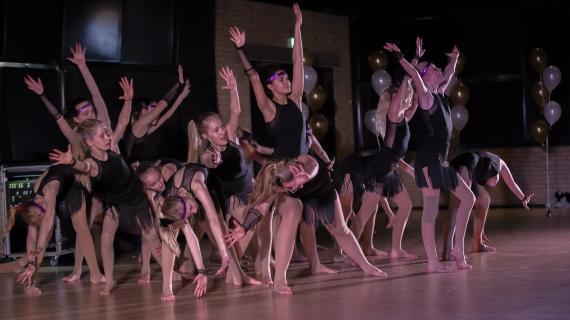 Dansere fra Rudersdal BevægelsesAkademi 4
