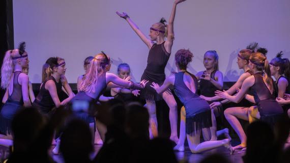 Dansere fra Rudersdal BevægelsesAkademi 5