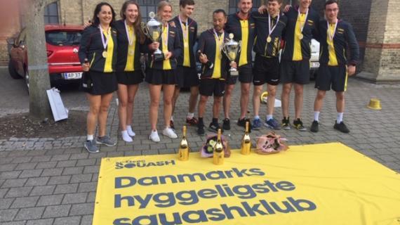 Birkerød Squashklub - Danske Mestre 2019