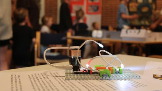 Teknologifestival Elektronik