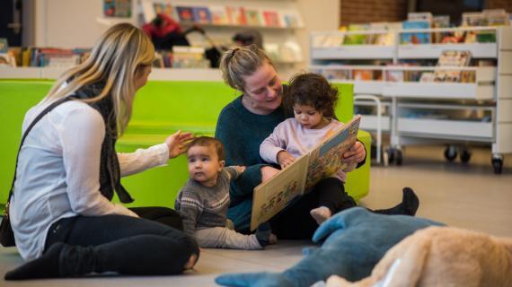 Læsning med små børn