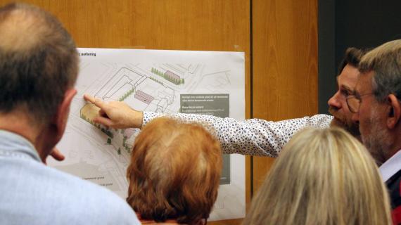 Borgermøde for Holte bymidtes fremtid