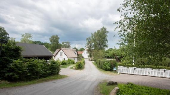 Villavej i Høsterkøb