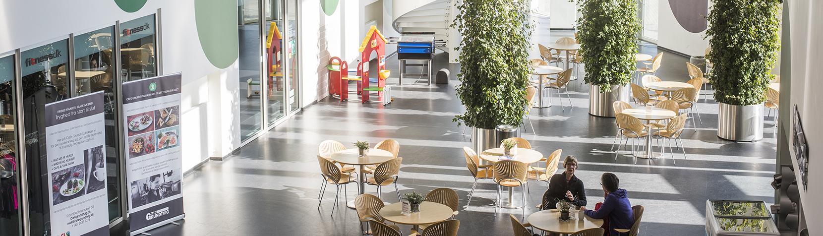Birkerød Idrætscenter Cafe Grundtvig