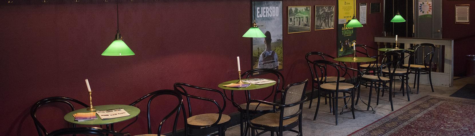 Reprisen - caféen