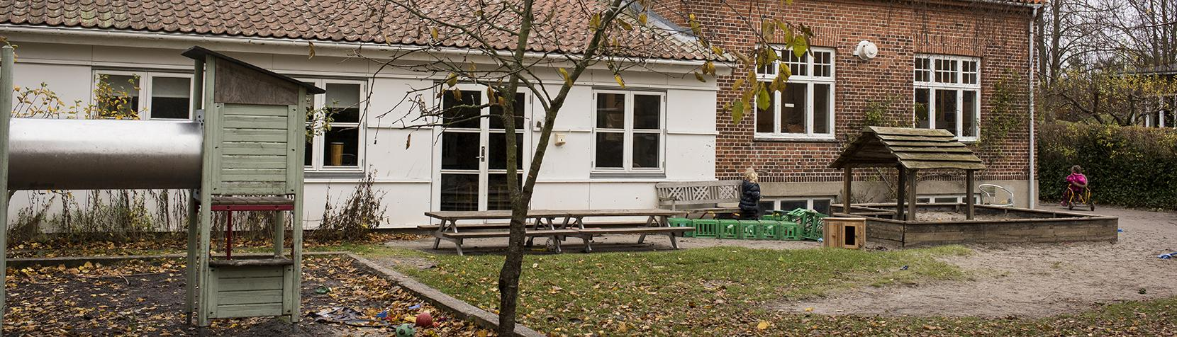 Børnehuset Gøngehuset