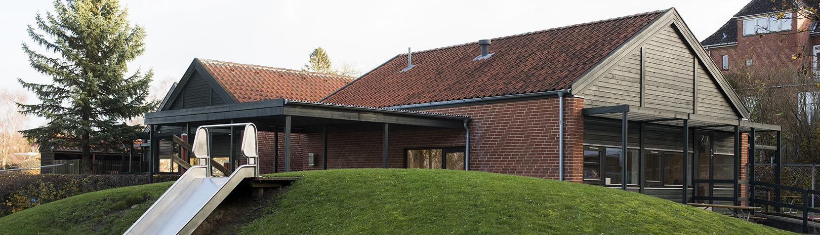 Børnehuset Rudegårds Allé