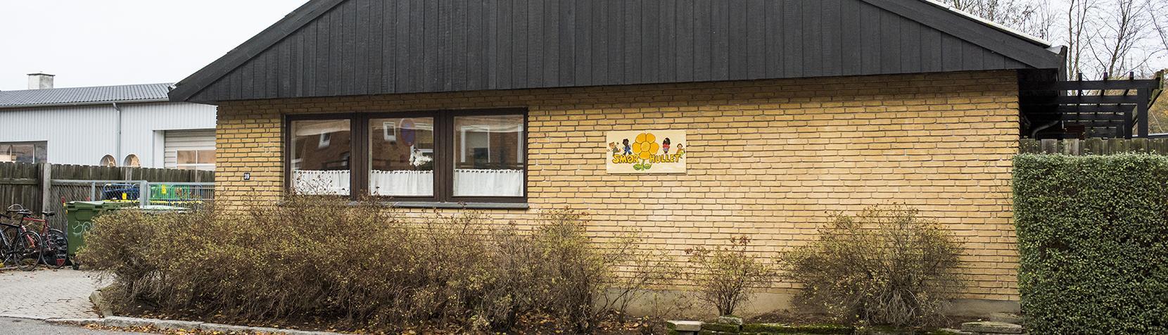 Børnehuset Smørhullet