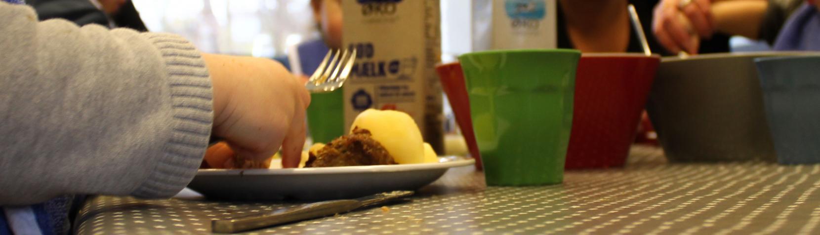 Frokost i Egebakken