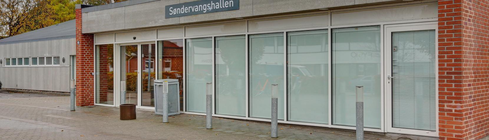 Foto: Søndervangshallen