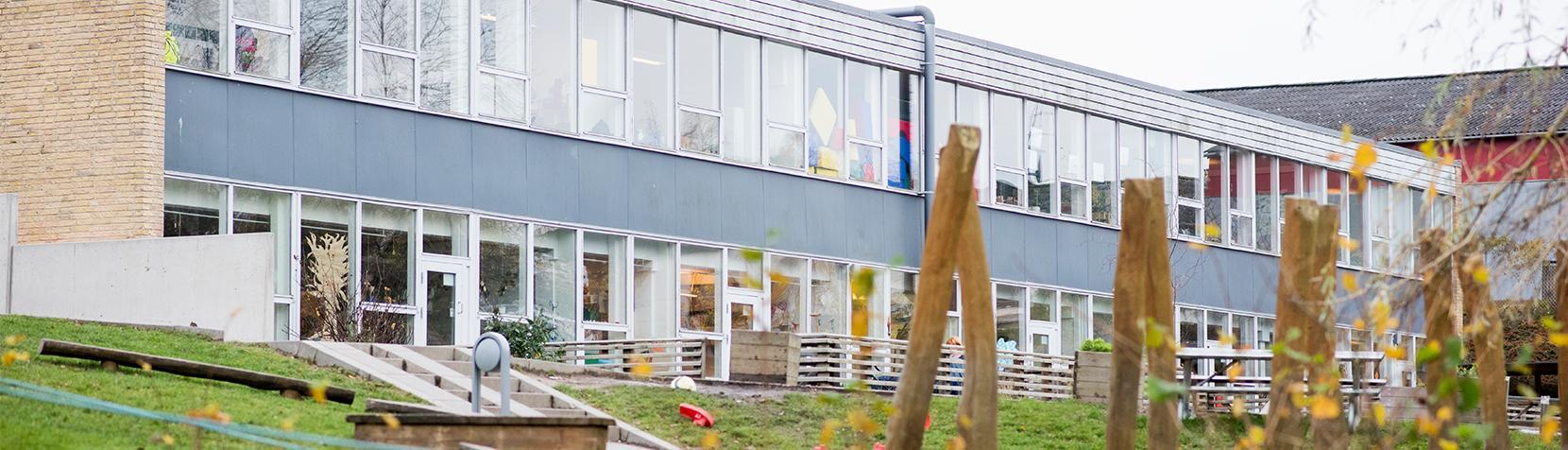 Børnehuset Pilegården