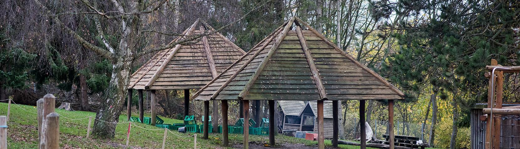 Legeplads ved Børnehuset Pilegården