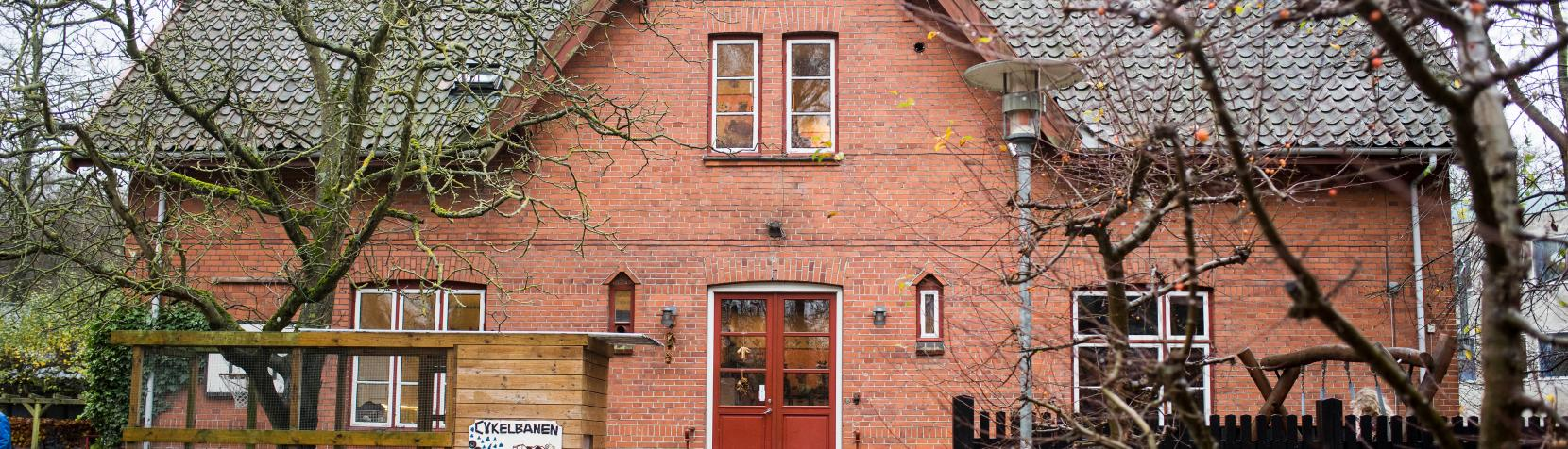 Børnehuset Vangebovej
